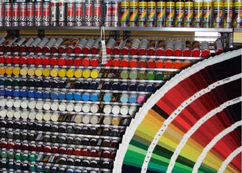 Motip paleta kolorów